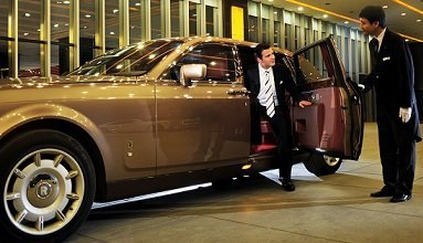 Limousine Service by Hotel