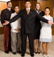 Career hotel industry