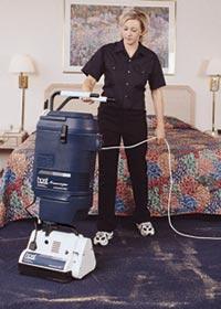 clean maintain carpet hotel