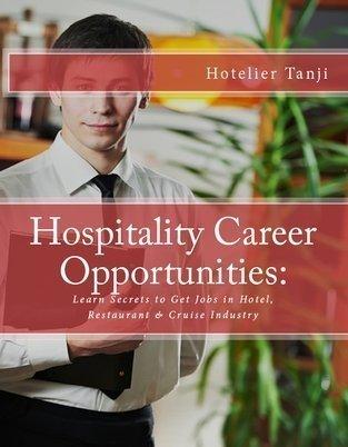 hotel restaurant job hospitality