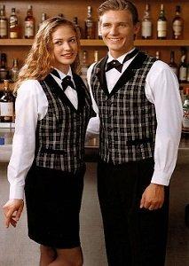 uniform of a waiter hygiene
