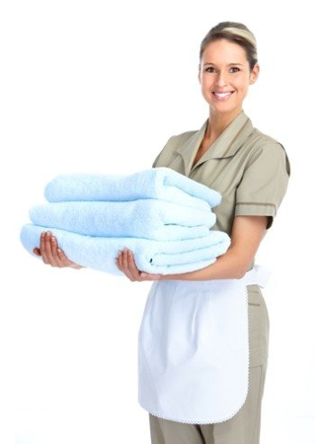 hotel housekeeping english dialogue conversation